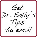 dr sally parenting tips